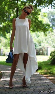 Cómo coser un vestido de verano | Patrones lecciones en línea y el modelado