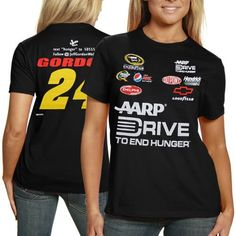 NASCAR Chase Authentics Jeff Gordon Ladies Sponsors T-Shirt - Black (X-Large) by Football Fanatics. $23.95. Chase Authentics Jeff Gordon Ladies Sponsors T-Shirt - BlackRib-knit collarScreen print graphics on front and backLightweight ribbed T-shirtOfficially licensed NASCAR product100% CottonImportedReinforced taped collar seam100% CottonLightweight ribbed T-shirtScreen print graphics on front and backRib-knit collarReinforced taped collar seamImportedOfficially licensed NASCAR...