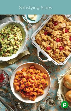 Make every side dish taste like a main course with these recipes.