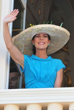 Princess Caroline of Hanover, Hereditary Princess of Monaco