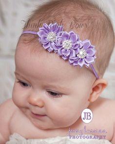 COLOR elegir vendas venda del recién nacido bebé por ThinkPinkBows