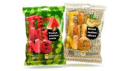 Packaging of the World: Creative Package Design Archive and Gallery: Slice Seeds and Skin Concept