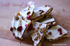 ... Cookies on Pinterest | Saltine Toffee, Toffee and Cracker Toffee