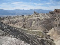Zabriskie Point (Death Valley National Park)