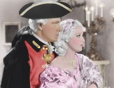 Nelson and Jeanette in a classic shot from Naughty Marietta