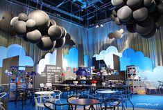 Custom details. #clouds #balloons #eventdecor