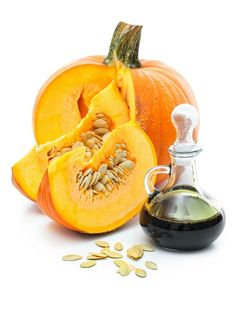 You better believe there is another use for pumpkin.