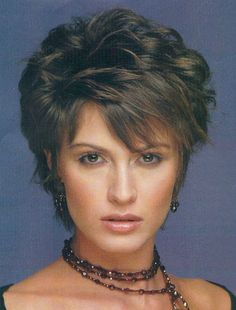 Short Curly Hairstyles for Women Over 50 Awesome Short Curly Hairstyles Over 50 . - Short Curly Hairstyles for Women Over 50 Awesome Short Curly Hairstyles Over 50 styles for women curly - Short Curly Hairstyles For Women, Short Sassy Haircuts, Short Hair Cuts For Women, Curly Hair Styles, Cool Hairstyles, Layered Hairstyles, Choppy Hairstyles, Haircut Short, Hairstyle Short