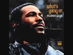 """Marvin Gaye - What's Going On: Marvin Gaye's """"What's Going On"""": I listened this repeatedly on July 13, 2013 around 9:16 p.m. I love the song. Sometimes it's just more therapeutic than others."""