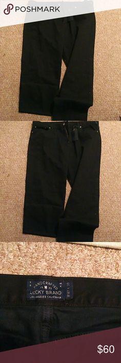 Lucky Brand Jeans Lucky Brand Black Jeans Lucky Brand Jeans Straight