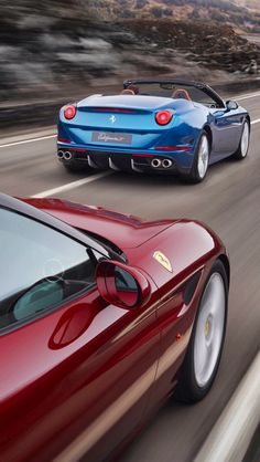 The Ferrari 599 is a sports car. The car was unveiled at the 2006 Geneva Motor Show. The car is available in coupe and convertible models Las Vegas, Ferrari California T, Red Heads, Luxury Cars, Automobile, The Incredibles, Italy, Colors, Amazing
