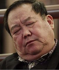 Chinese Nap After Reading the New York Times