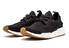 The adidas NMD R1 Gum Pack will restock on May 20th, 2017 in both Black/Gum and White/Gum colorways. You can buy your pair now at Stadium Goods: