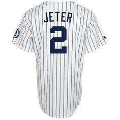 New York Yankees Adult Derek Jeter Final Season Replica Jersey $110.00