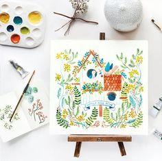 Quill & Fox - Yas Imamura Illustration
