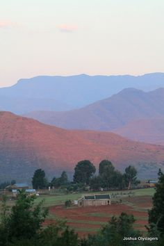 A Trip to Lesotho, Africa