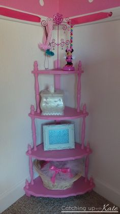 Minnie Mouse Bowtique Themed Room - Page 2