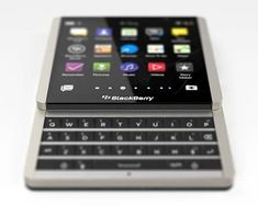 Unlike current BlackBerry smartphones, the concept BlackBerry L smartphone doesn't have an integrated physical keyboard, but its rotary keyboard delivers a Blackberry Mobile Phones, Blackberry Smartphone, Blackberry Passport, Cell Phones For Sale, Used Cell Phones, New Phones, Smartphones For Sale, Ipad, Best Mobile Phone