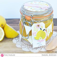 Citrus Bliss to the table: Easy Peasy Lemon Curd @Pink Paislee @Raquel Louise #pinkpaislee #ppCitrusBliss #diy #recipe