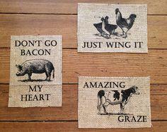 Image result for grassfed beef burlap banner