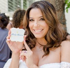 Eva Longoria baby shower cookies by Sweet E's Bake Shop