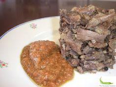 Receta Plato : Rabo de ternera con salsa de verduras por Gupanla
