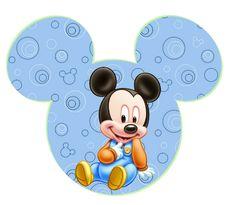 Bebés Disney: imprimibles gratis. | Ideas y material gratis para fiestas y celebraciones Oh My Fiesta!
