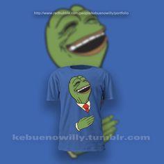 kebuenowilly:  Hahaha great t-shirt!
