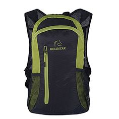 BOLESTAR Waterresistant 21 Hiking daypack Lightweight Backpacks for Backpacker ** Check this awesome product by going to the link at the image.
