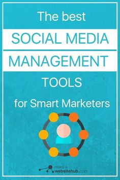 Are you a marketer looking for smart social media management solutions? Check out this ultimate resource list of the best social media management tools. Social Media Marketing Agency, Digital Marketing Strategy, Online Marketing, Marketing Models, Marketing Strategies, Affiliate Marketing, Social Media Content, Social Media Tips, Social Media Management Tools