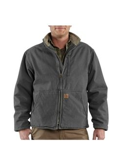 Carhartt Mens Muskegon Gravel Jacket   Buy Now at camouflage.ca