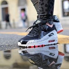 wholesale dealer cb0e3 99ce9 Trendy Ideas For Women s Sneakers   Nike Air Max 90 WMNS–Anthracite-Light  Base Grey–Geranium.