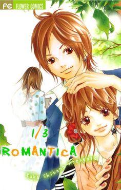 Mangá: 1/3 Romantica - 1/3 Romantica é um história fofa, com personagens igualmente fofos... Mesmo com alguns cliches a história consegue até mesmo que surpreender de leve... #mangá #shoujo #romance #13romantica #YukaShibano