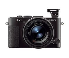 The world's first fixed lens with a full frame sensor - The RX1