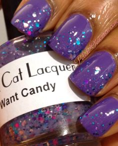 Black Cat Lacquer - I Want Candy