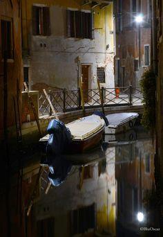 BluOscar: Riflessi veneziani