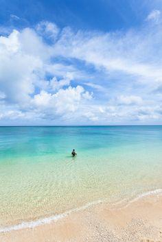 Sunset Beach, Ishigaki Island, Ishigaki-shi, Okinawa Prefecture_ Japan