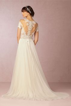 BHLDN Beau Gown in  Bride Wedding Dresses Ball Gown at BHLDN