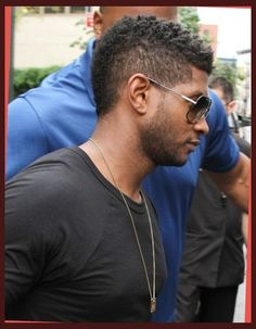 Image Result For Usher Hairstyles