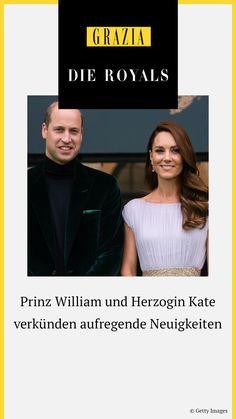 Welche aufregende Neuigkeit das royale Ehepaar am vergangenen Sonntag zu verkünden hatte, erfahrt ihr ausführlich im Artikel... #grazia #grazia_magazin #herzoginkate #prinzwilliam #william #royals #news