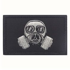 Cartoon The Chemical Corps USA ARMY MORALE TACTICAL MILITARY BADGE VELCRO PATCH