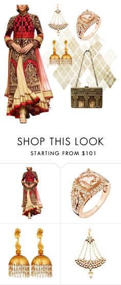 """Luxurious Bridal Outfit 