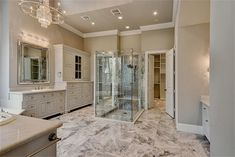 243 Fazio Way The Woodlands, TX 77389: Photo Wow! Look at this gorgeous Master Bath!