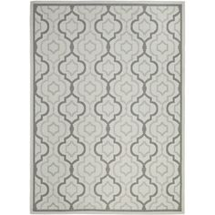 Safavieh Savannah Light Grey/Anthracite Indoor/Outdoor Area Rug & Reviews | Wayfair UK