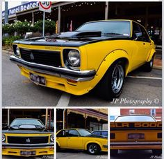 Holden Muscle Cars, Holden Torana, Australian Muscle Cars, Car Pictures, Custom Cars, Cool Cars, Super Cars, Pride, Joy