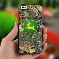 My 2 favorite things: camo an John deere