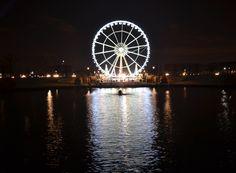 la roue de Paris, Paris