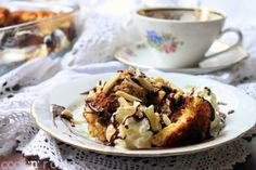 {Länderküche} - Ungarn - Kindheitserinnerungen mit Somlóer Nockerl - Cook 'N' Roll Cook N, Waffles, French Toast, Rolls, Breakfast, Desserts, Recipes, Food, Html