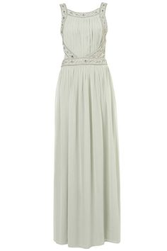 Evening Gowns - Formal Dresses For Elegant Events 2013 Mint Gown, Mint Maxi Dresses, Green Chiffon Dress, Green Evening Dress, Chiffon Evening Dresses, Chiffon Gown, Event Dresses, Evening Gowns, Green Gown