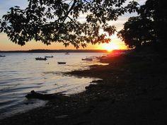 7. Beach Sunset, Merepoint